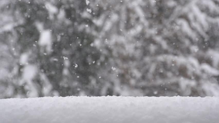 Добавить анимацию снега на фото