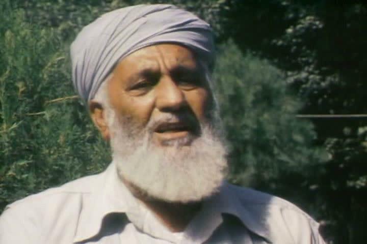 Header of jihad