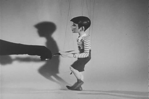 1960s - A PSA commercial for cerebral palsy.