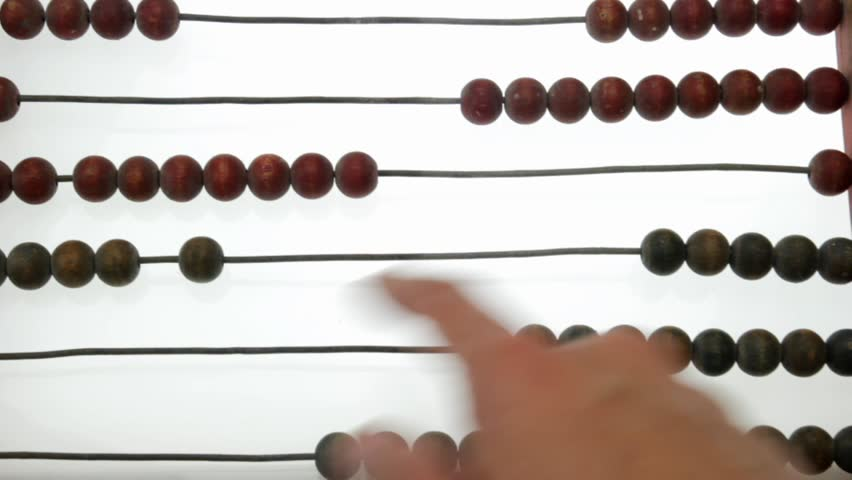 abacus close up