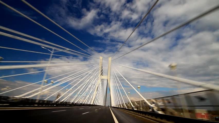 Drive across the Bridge