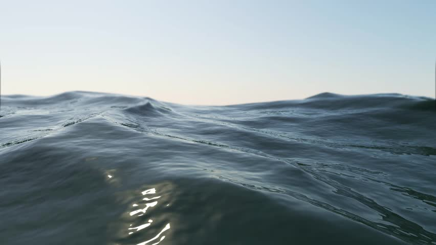 Ocean Waves Close up in Stock Footage Video (100% Royalty-free) 4115092 |  Shutterstock