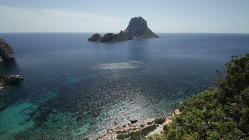 Spain, Ibiza, The Magic Island, Es Vedra/ Ibiza Es Vedra