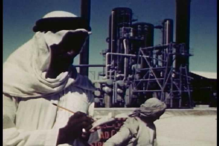 1950s - an American Oil Stock Footage Video (100% Royalty-free) 4224262 |  Shutterstock