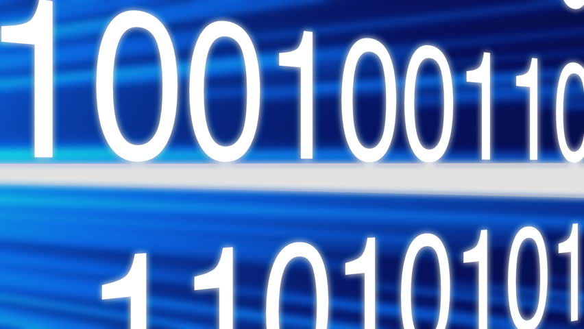 electronic stock numbers with arrow