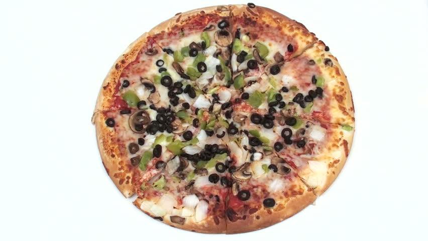 Pizza grab - HD