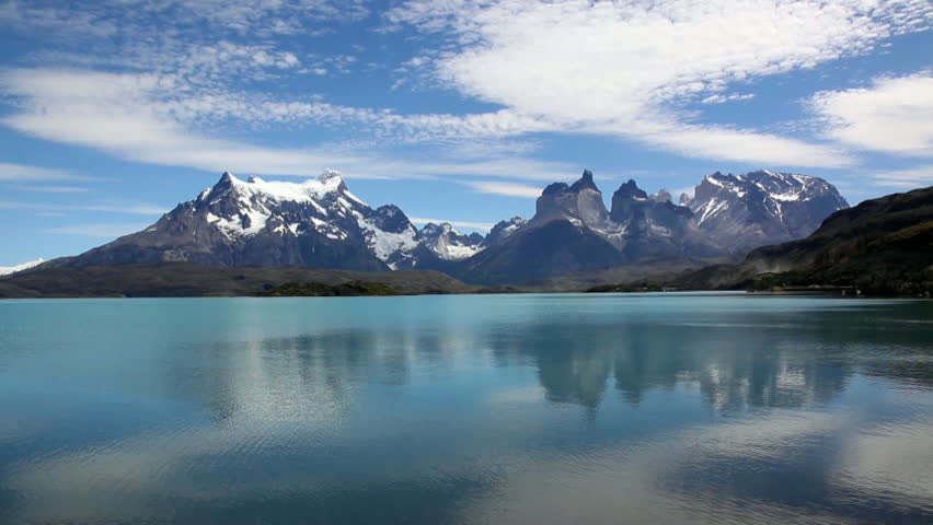 Torres del Paine National Park, Patagonia, Chile, South America