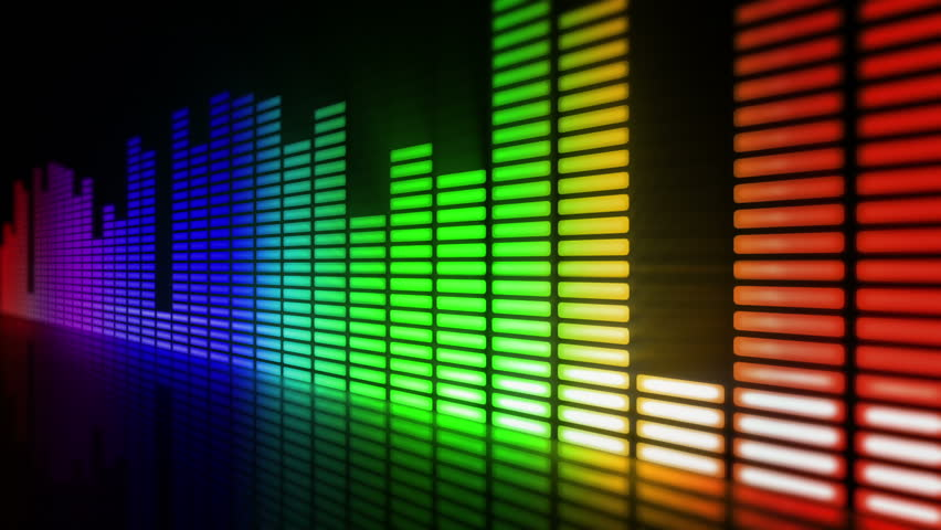 Audio Equalizer Background  Music Control Stock Footage Video (100%  Royalty-free) 4412852 | Shutterstock