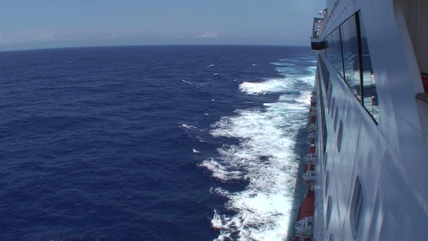Cruise Ship: Port Side | Shutterstock HD Video #448402