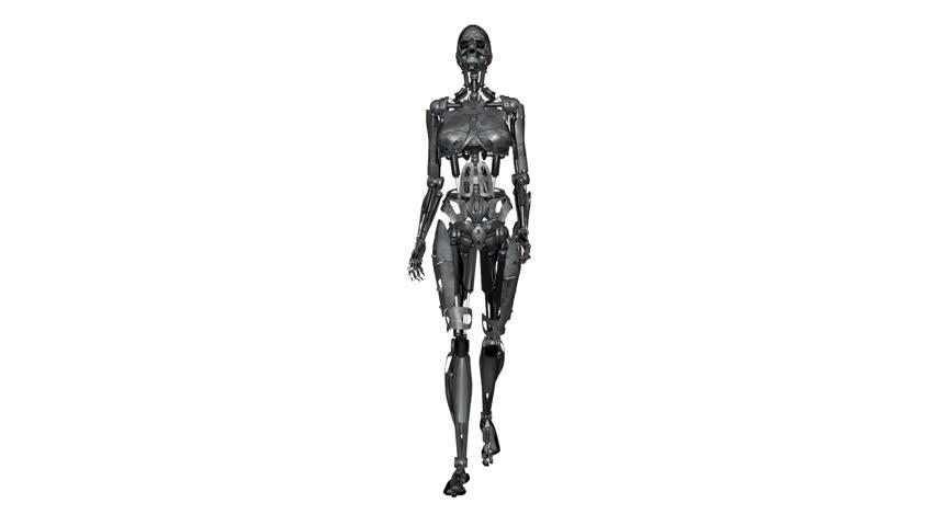 Robot | Shutterstock HD Video #4498652