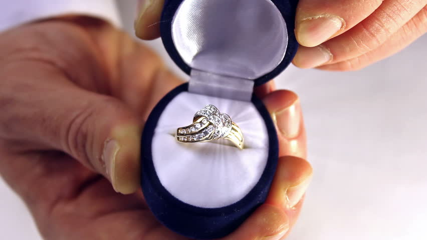 Shine Of Engagement Ring Stock Footage Video 100 Royalty Free 4577552 Shutterstock