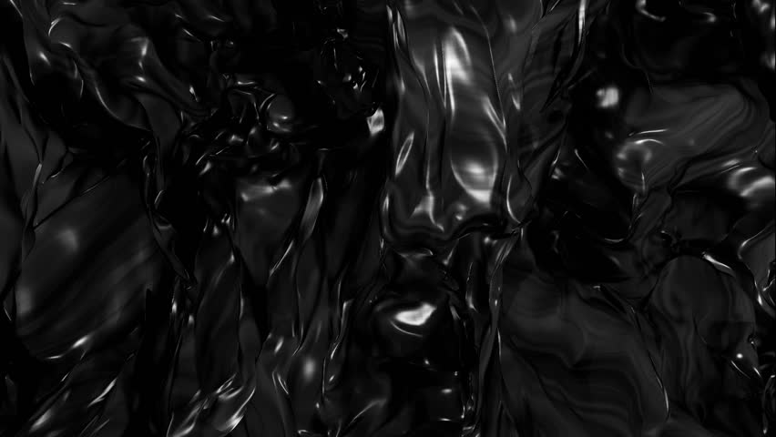 Abstract Black Fluid Background | Shutterstock HD Video #4623743