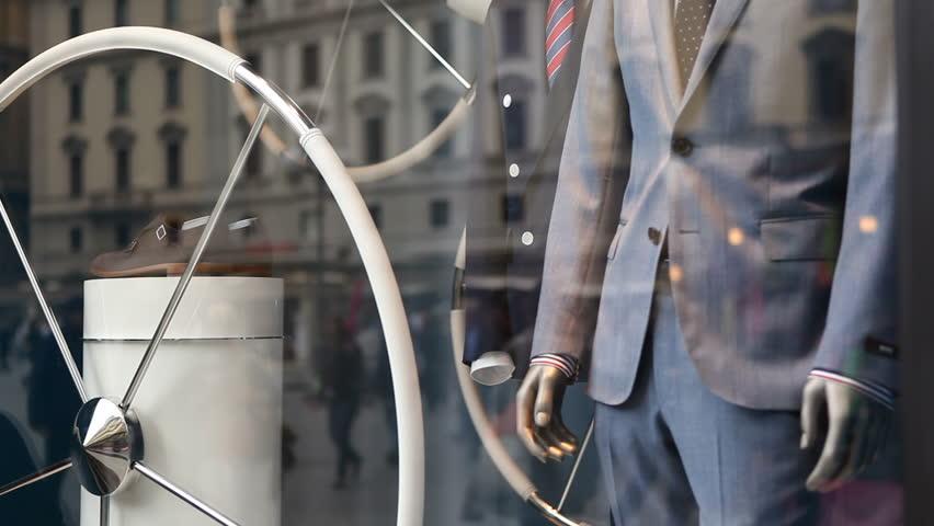 Luxurious goods store display | Shutterstock HD Video #4784942