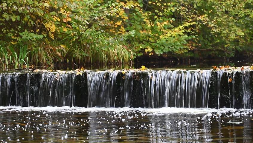 Waterfall episode 4   Shutterstock HD Video #4830212