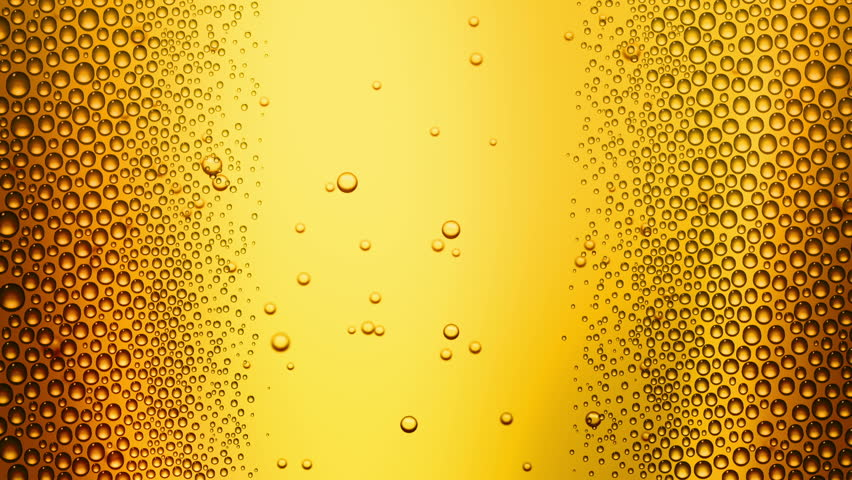 glass of beer with droplets (seamless loop) + alpha matte. The alpha matte has been designed in such a way to help you create floating objects inside the glass of beer.