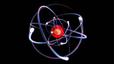 Atom Spinning