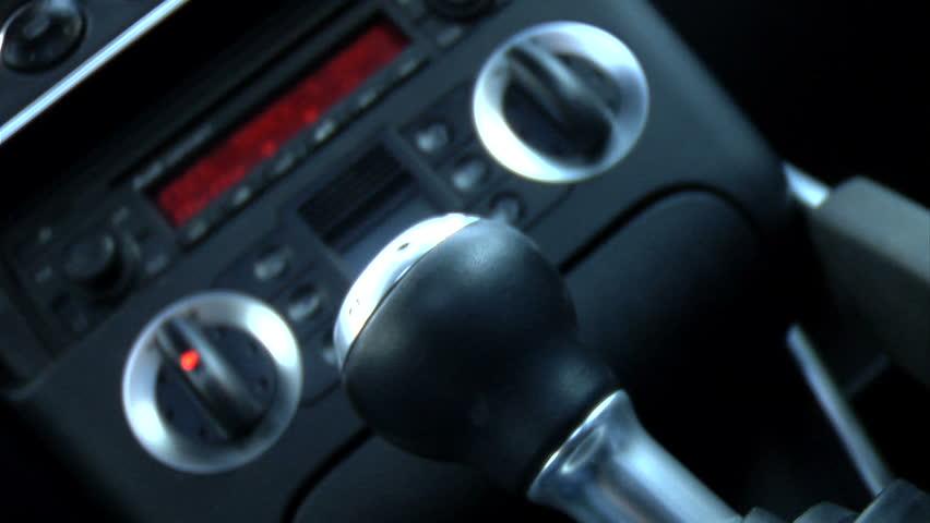 Sports car knob shifting | Shutterstock HD Video #508012