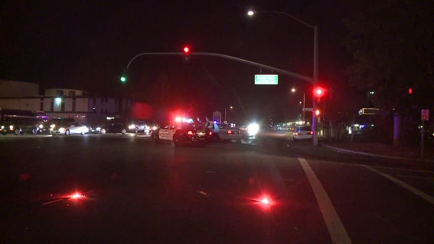 Stock Video Of Accident Emergency Scene Flashing Lights Sirens | 5081552 |  Shutterstock