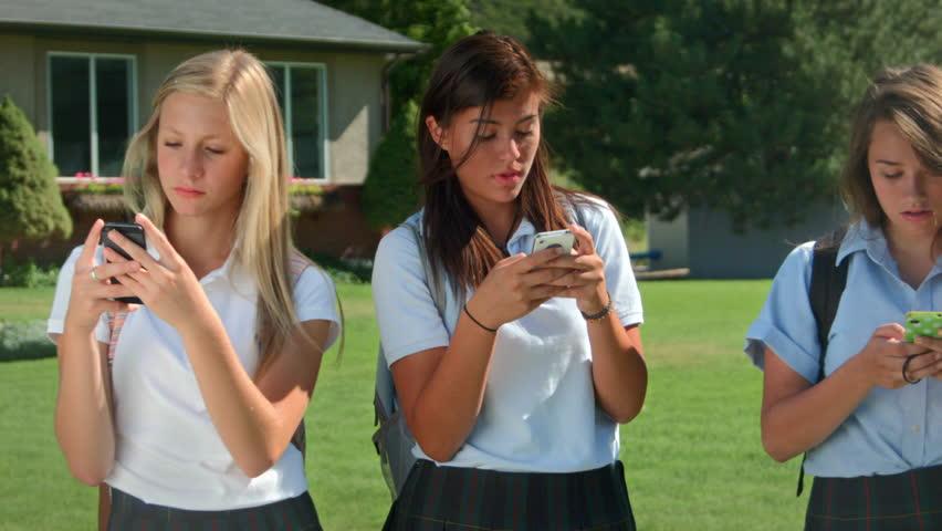 girls Teen school