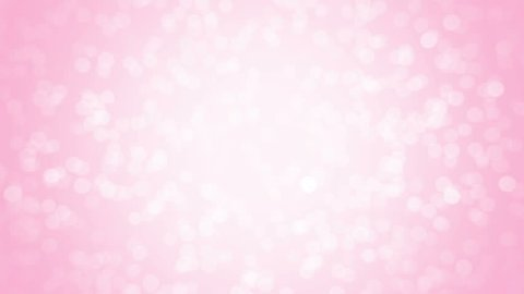 Pink glitter background - seamless loop