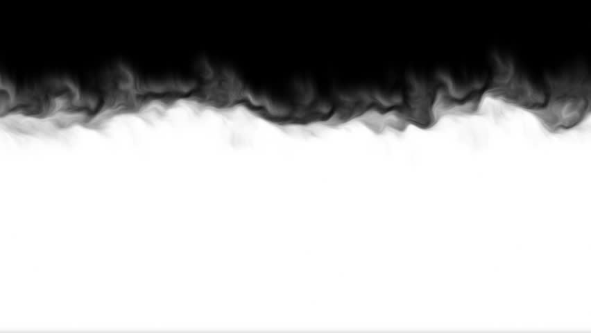 Computer generated black ink transition on white background computer generated black ink transition on white background hd stock video clip voltagebd Gallery
