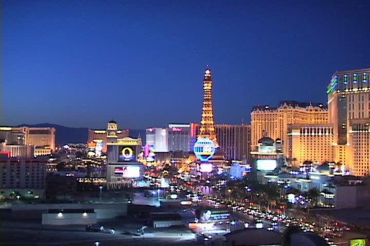 Las Vegas aerial  | Shutterstock HD Video #5195132
