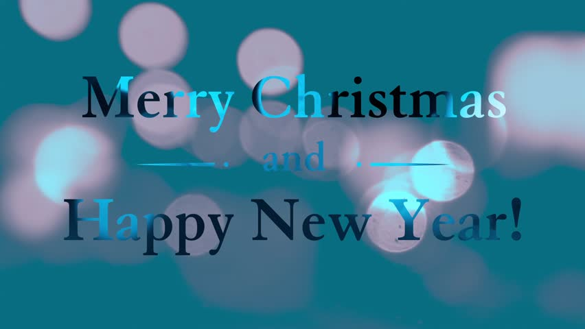 merry christmas and happy new year colorful animated greeting card vintage and beautiful ecard hd 1080p 1920x1080