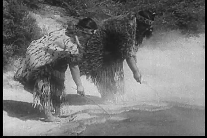 Theme, south pacific native women