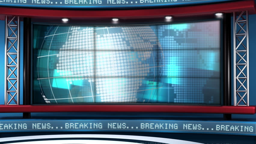 This looping news set is the perfect backdrop for any green screen or chroma key video production.  It features a  clean and modern layout with subtle animation and imagery.