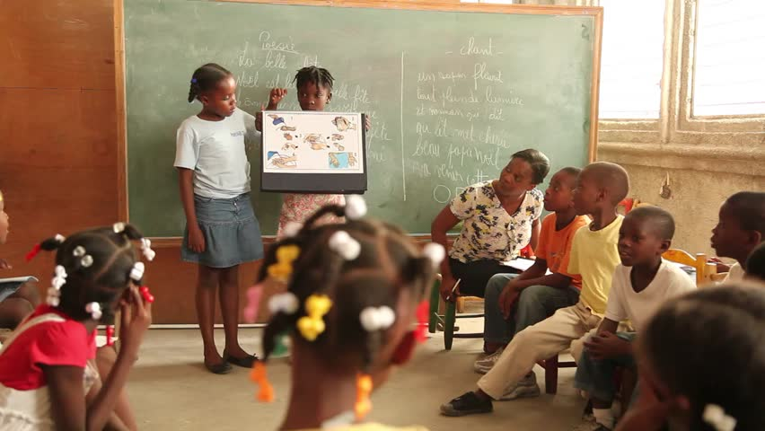Image result for haiti education free images