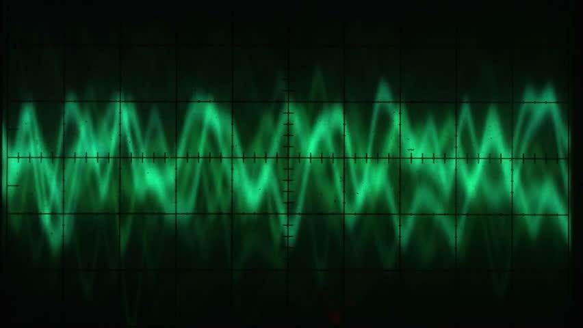 Header of oscilloscope
