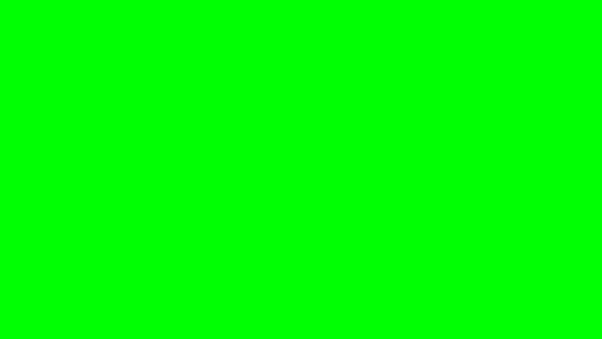 bullets shells fall to the ground - green screen | Shutterstock HD Video #5730122