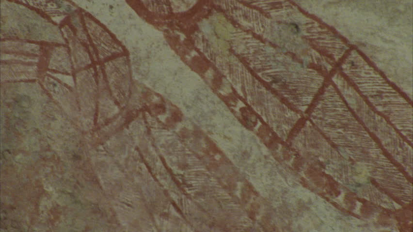 Cave paintings   Shutterstock HD Video #5877032