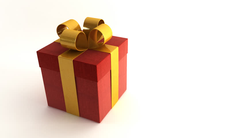 3d christmas gift wrapping