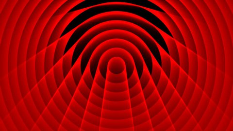 Deco Deep Red Looping Abstract Background 27 lossless png