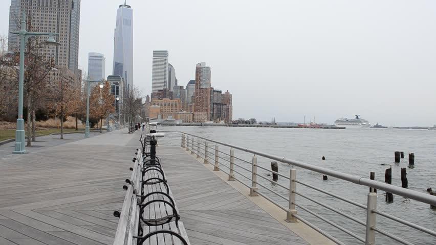 Hudson Bay New York.New York Manhattan Hudson Bay Stock Footage Video 100 Royalty Free 6125672 Shutterstock