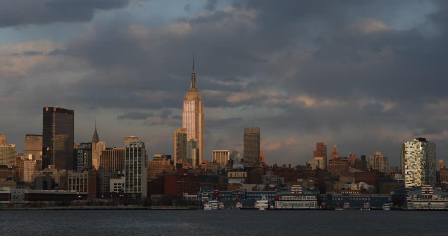 Good idea sunset high definition city share your