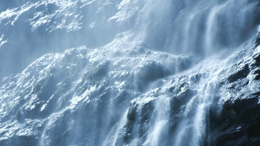 Epic Waterfall Waterfalls Spring Water Stock Footage Video 100 Royalty Free 6303632 Shutterstock