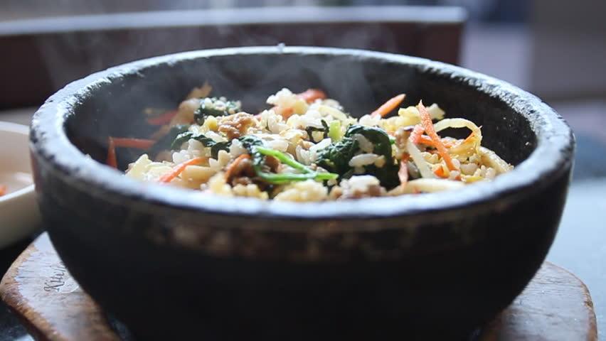 Korean dish
