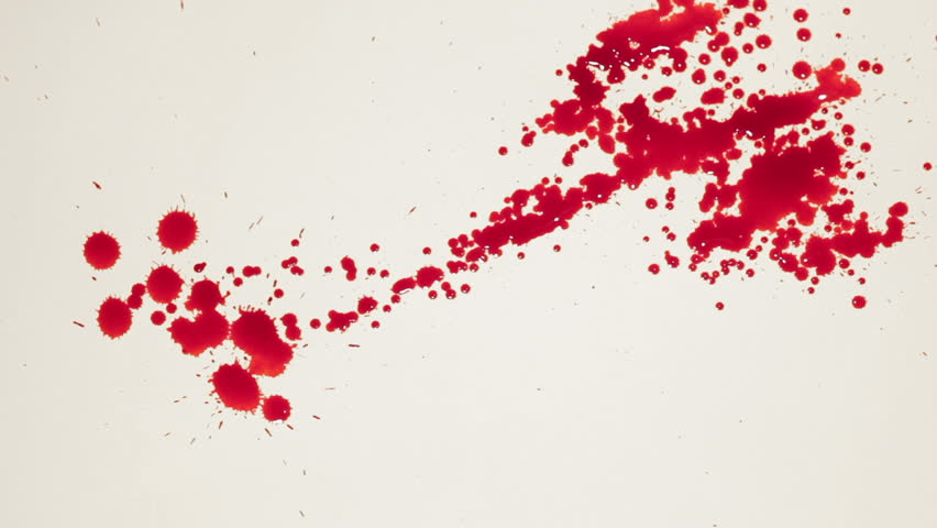 Blood Splatter 03 Stock Footage Video (100% Royalty-free) 6412172 |  Shutterstock