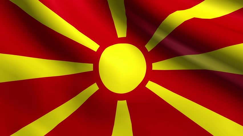 Image result for macedonia flag