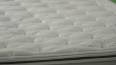 mattress green screen