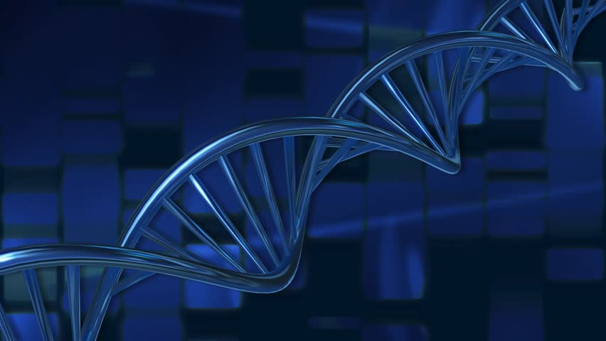 Science and Technology Background DNA String | Shutterstock HD Video #7355062