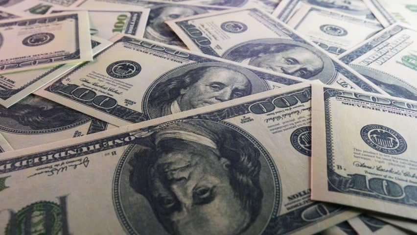 Money Background American Dollars   Shutterstock HD Video #7500412