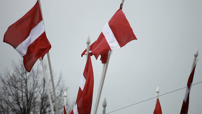 Header of Republic of Latvia