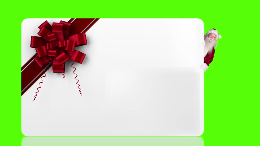 Gift Card With Green Bow Stock Video Footage 4k And Hd Video Clips