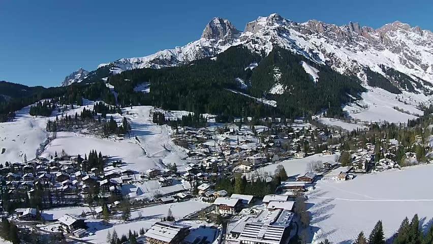 Thermal Waters Of Bormio, Bagni Nuovi - Valtellina Stock Footage ...