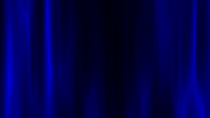 Dark Blue Soft Text Friendly Looping Animated Background