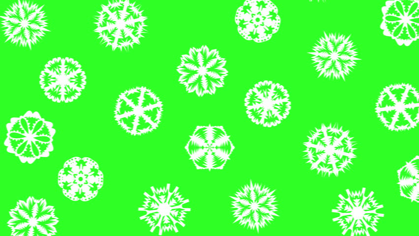 Christmas Different Sort Of Snowflakes Stock Footage Video 100 Royalty Free 7988872 Shutterstock