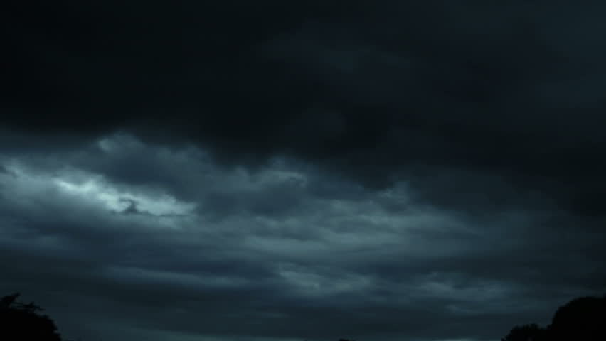 dark cloudscape